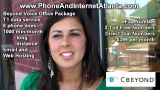 Cbeyond Telephone And Internet Service Overview