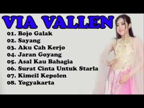 Via Vallen Bojo Galak (DANGDUT)  Full Album