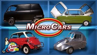 Micro Cars You Can Drive | World's Smallest Cars!