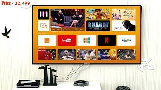 Kevin 55 inch (KN55UHD-PRO) 4K UHD LED Smart TV 2019
