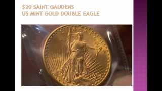 Did You Know Part 4 - Saint Gaudens Gold Double Eagle, Best Buyer