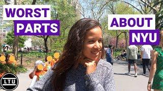 The WORST Parts About NYU - New York University - Campus Interviews (2018) LTU