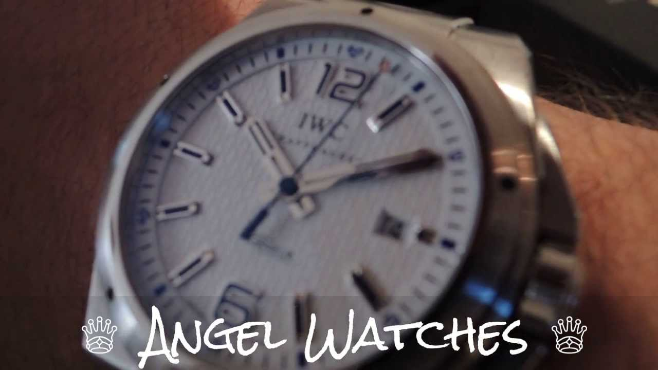 Iwc Mission Earth Automatic Mission Earth