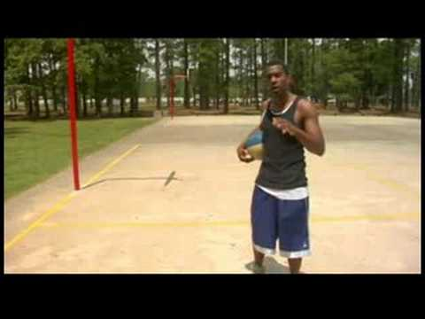 Basketball Tips : How to Dunk a Basketball