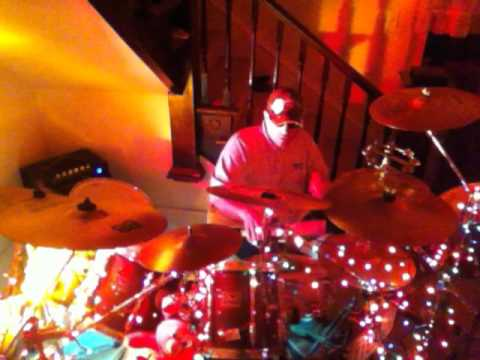 ONE MOMENT IN TIME Whitney Houston drum cover Tim Gonzalez