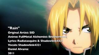 ENGLISH 'Rain' Fullmetal Alchemist Brotherhood (Full)