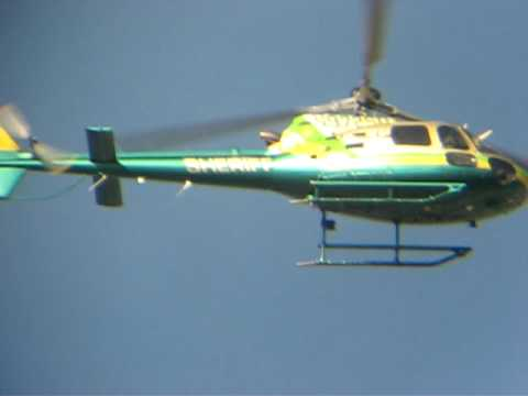 Los Angeles County Sheriff AS350 B Star