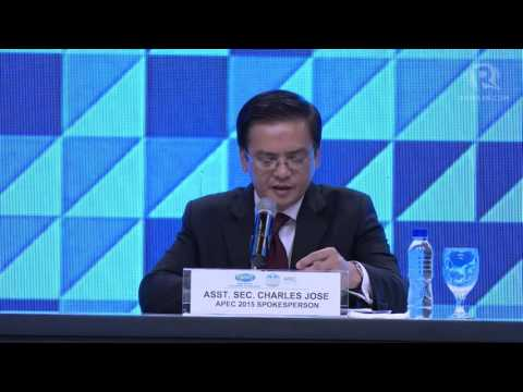 APEC 2015: The state of Philippine-Russia relations