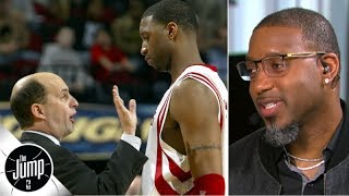The only time Tracy McGrady made Jeff Van Gundy 'extremely angry' | The Jump