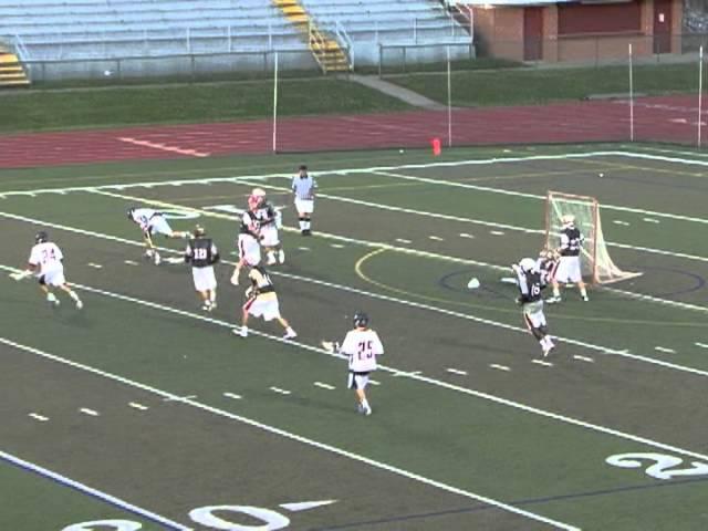 US Lacrosse Men's U19 Team vs. the Philly All-Stars 6/23/12