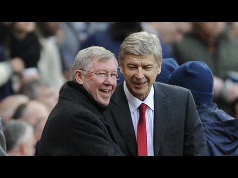 Arsène Wenger says he predicted Alex Ferguson retirement