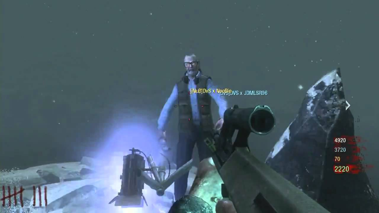 Call of Duty Black Ops Zombies Call of The Dead Call of Duty Black Ops How