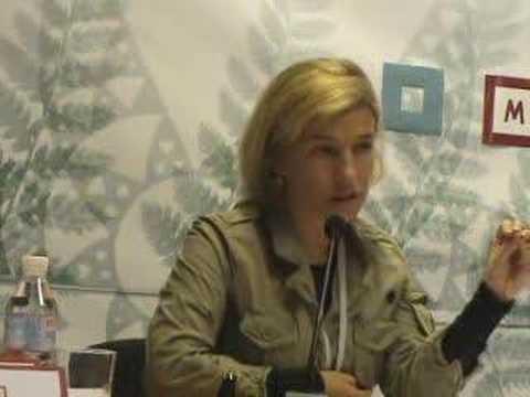 Lourdes Muñoz. Sociedad de la Información y Software Libre 2