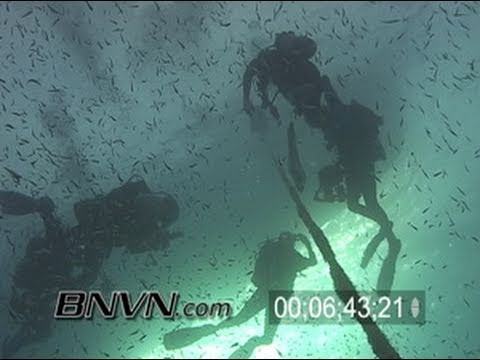 7/18/2004 Wreck Of The Baja California, Gulf of Mexico