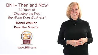 How BNI® Took Hazel Walker from