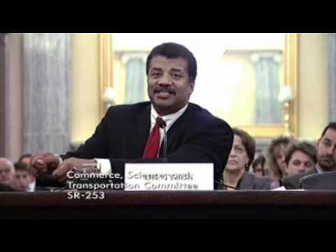 Neil deGrasse Tyson Testifies Before Senate Science Committee, March 7, 2012 Music Videos