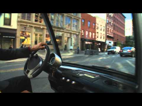 Garia Street Legal Golf Car - New York City