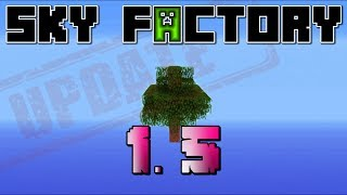 Minecraft: Sky Factory 1.5 Console Map W/Download