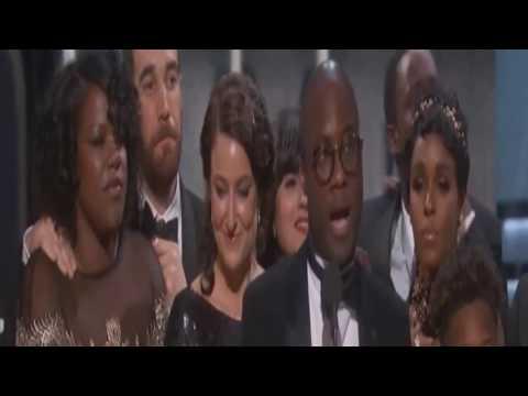 Oscar 2017 FAIL -Best Picture -Moonlight wins over LA LA Land