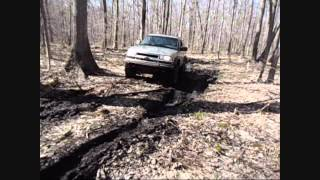 Chevy Blazer ZR2 Off Road