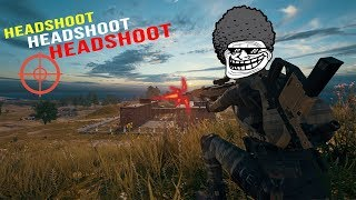 MOH LA Kite HeadShoot!!!! Player Unknown's Battlegrounds PC (PUBG)