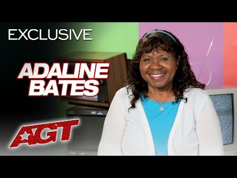Adaline Bates Tells You The Inspiration Behind Her Duet - America's Got Talent 2019