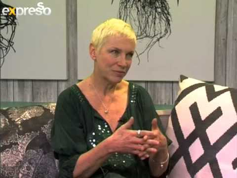 An interview With Annie Lennox (9.5.2013)