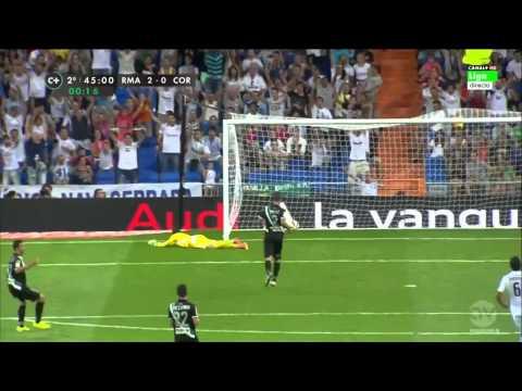 Real Madrid vs Córdoba 2-0 Goals & Highlights 25/08/2014 HD