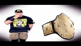 John Cena Wins World Heavyweight Championship At Hell In A Cell 2013