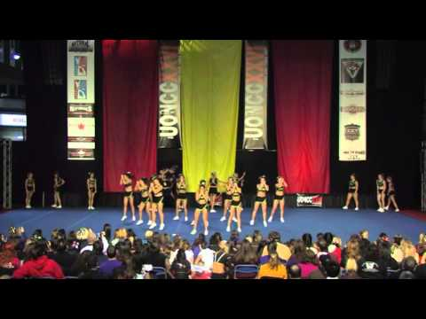 University of Regina Cheerleading - PCA UONCC 2010 - Run 2 - Small Co-ed - National Champions