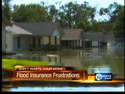 Flood Insurance Frustrations
