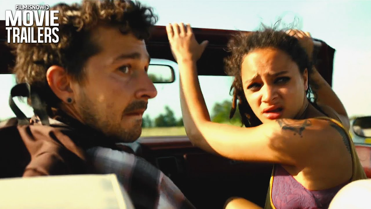 Shia LaBeouf Finds Love in Party Hearty 'American Honey' Trailer