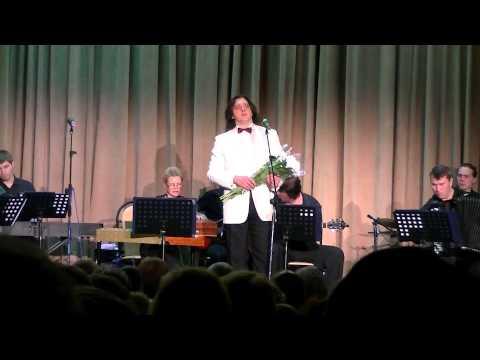 Сергей Шеремет - романс Хризантемы в саду