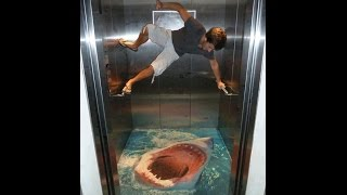 [NEW] FUNNY VIDEOS 2016  Top 10 Funny Elevator Pranks  VERY FUNNY must see NOW!!!!!