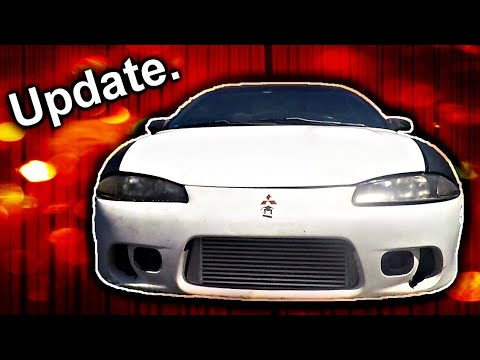 2G Eclipse Turbo Update Video