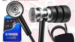 Fantastyczne słuchawki dokanałowe - Yamaha EPH-100 Recenzja Unboxing