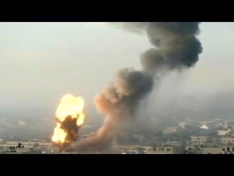 Israel Bus Bombing Injures 10 Amid Peace Talks: Tel Aviv, Palestine Resume Fighting