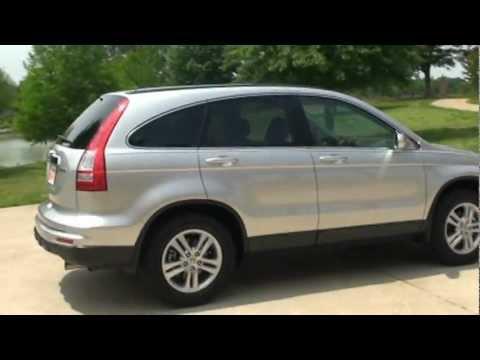 2011 Honda Crv Xl Leather Awd Sunroof Navigation For Sale