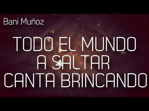 Bani Muñoz - A Saltar (Lyric Video)