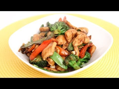 Chicken & Veggie Stir Fry Recipe - Laura Vitale - Laura in the Kitchen Episode 733