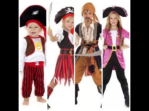 Disfraz Casero de Pirata ☆disfraz de Pirata