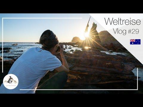 Abenteuer auf Philipp Island - Antarktis-Tour und nachts zum Schiffswrack - Vlog #29