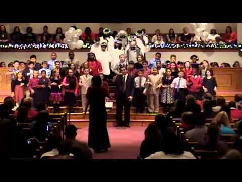 Angels Aware: Berean Baptist Academy Christmas Program - 12/14/2011
