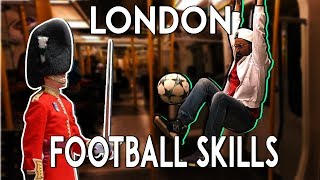 Amazing London | Best Football Freestyle Tricks | Latest Skills 2019