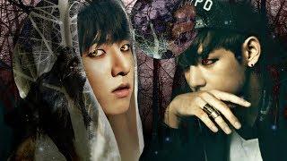 Vkook \ Taekook   BTS Game of Gurvival  [ Vampire & Werewolf !AU ] FMV Jungkook Taehyung