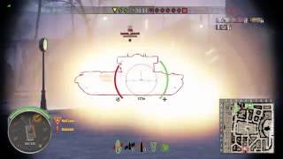 World of Tanks : T28 Concept Premium Tank Destroyer Gameplay PS4 (2 kills)