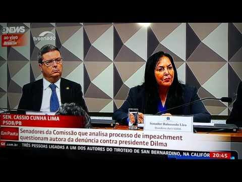 """Senador Cássio e o famoso """"gemido"""" do Whatsapp"""