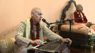 2010.04.04. Sunday Program Kirtan by H.G. Sankarshan Das Adhikari - Riga, LATVIA