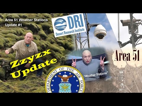 """Zzyzx Update to """"Area 51 Weather Stations""""  (Update #1)"""