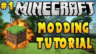 Minecraft 1.12.2: Modding Tutorial - Workspace Setup (#1)